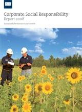 Bæredygtighed rapport 2008 | CRH Concrete