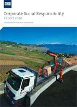 Bæredygtighed rapport 2010 | CRH Concrete