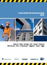 Leverandørbrugsanvisning svensk | CRH Concrete