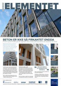 Elementet beton 2017 | CRH Concrete