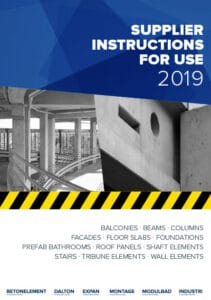 Supplier Instruction for Use concrete | CRH Concrete